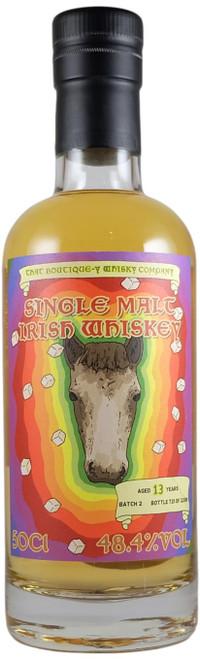 Boutique-y Irish Single Malt 13-Year-Old Batch 2