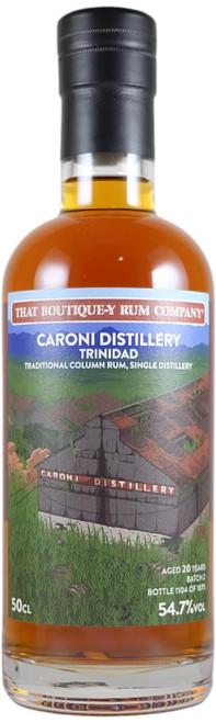 Boutique-y Caroni Distillery 20-Year-Old Batch 2 Rum