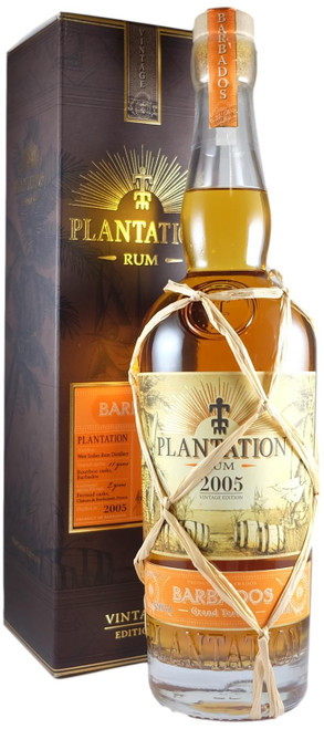 Plantation Barbados 2005 Vintage Rum