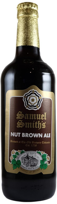 Samuel Smiths Nut Brown Ale 550ml