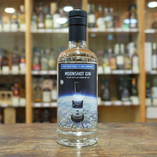 Boutique-y Moonshot Gin Batch 2