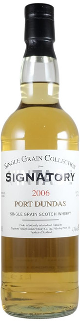 Signatory Vintage Port Dundas 2006 Single Grain