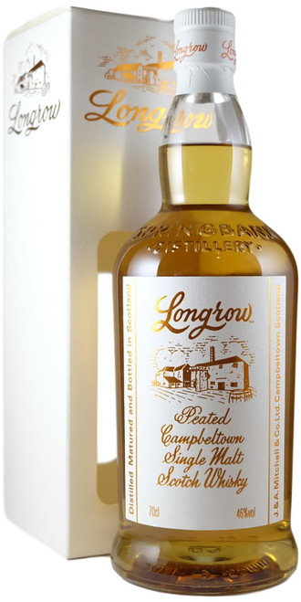Longrow Peated Campbeltown Whisky