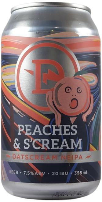 Dainton  Peaches & S'Cream Oatscream NEIPA