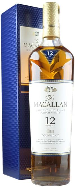 Macallan 12-Year-Old Double Cask Single Malt Whisky