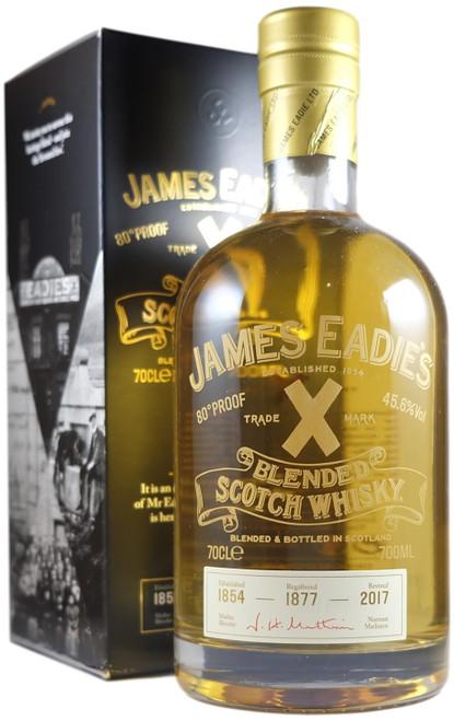 James Eadie Trade Mark X Blended Scotch