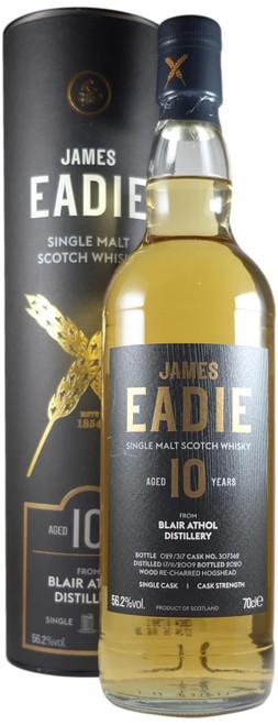 James Eadie Blair Athol 10-Year-Old Single Cask