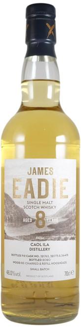 James Eadie Caol Ila Small Batch 8-Year-Old