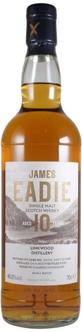 James Eadie Linkwood Small Batch 10-Year-Old
