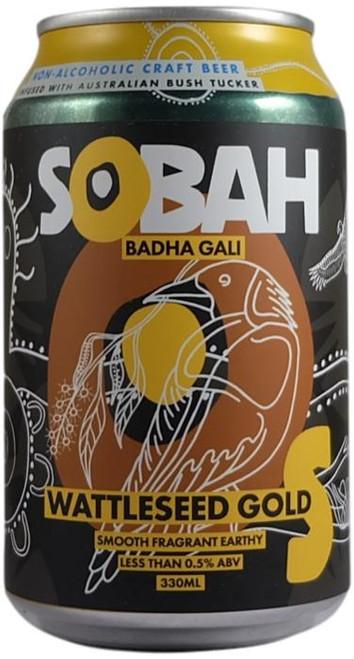 Sobah Wattleseed Gold