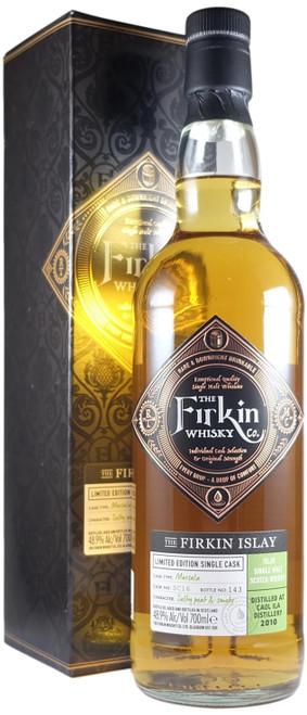 Firkin Caol Ila 2010 Single Cask