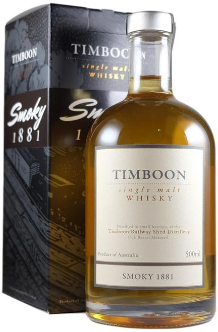 Timboon Smoky 1881 Australian Single Malt Whisky