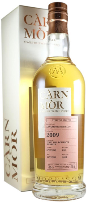Carn Mor Strictly Limited Longmorn 2009