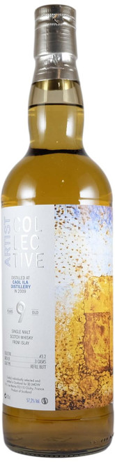 Caol Ila 2009 9-Year-Old Artist Collective