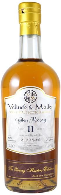 Glen Moray 11-Year-Old Valinch & Mallet