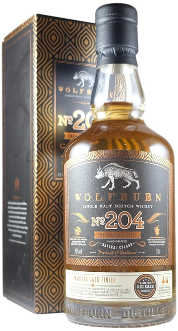 Wolfburn No. 204 Small Batch Release