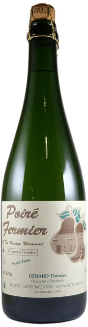 Therese Gerard  Poire Fermier 750ml