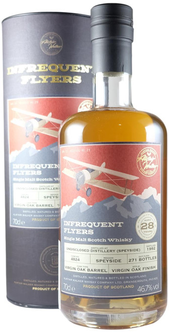 Infrequent Flyers Undisclosed Speyside 1992 28-Year-Old