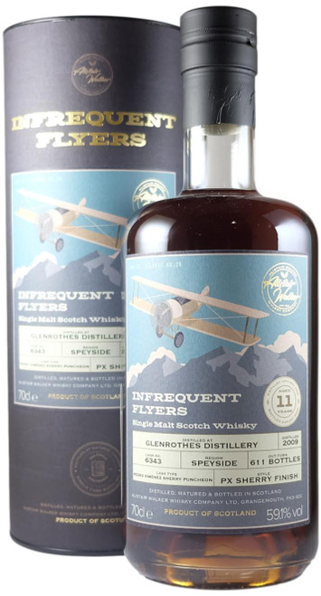Infrequent Flyers Glenrothes 2009 11-Year-Old