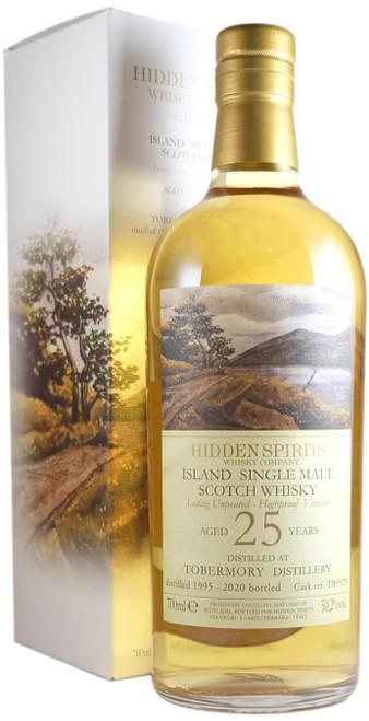 Hidden Spirits Tobermory  1995 25-Year-Old