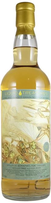 Liquid Treasures Strathclyde 1992 27-Year-Old