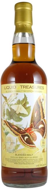 Liquid Treasures 2001 19-Year-Old Blended Malt