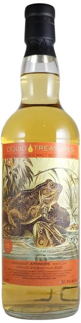 Liquid Treasures Ardmore 2009 10-Year-Old