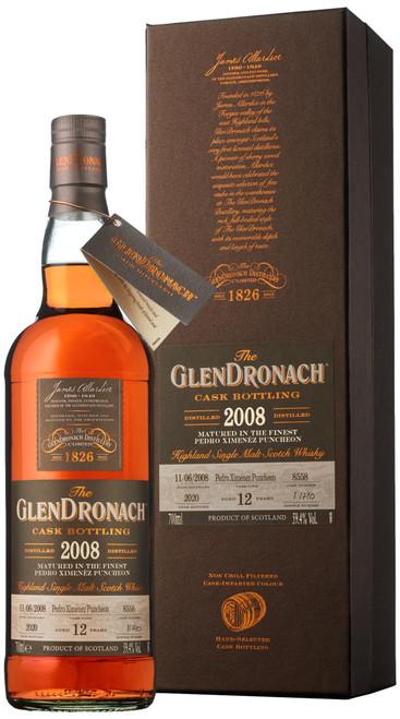 GlenDronach 2008 Single Cask #8558 (Batch 18)
