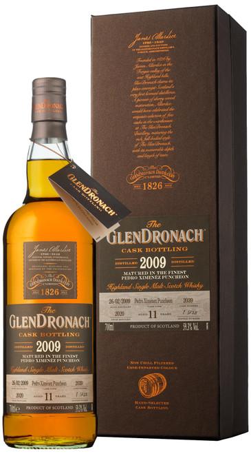 GlenDronach 2009 Single Cask #2039 (Batch 18)