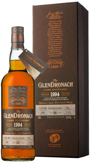 GlenDronach 1994 Single Cask #7465 (Batch 18)
