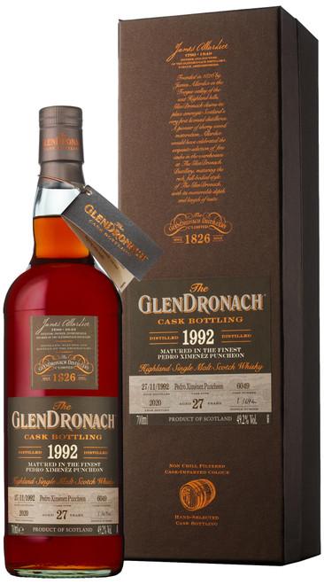 GlenDronach 1992 Single Cask #6049 (Batch 18)