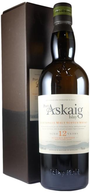 Port Askaig 'Autumn 2020 Edition' 12-Year-Old Islay Single Malt Scotch Whisky
