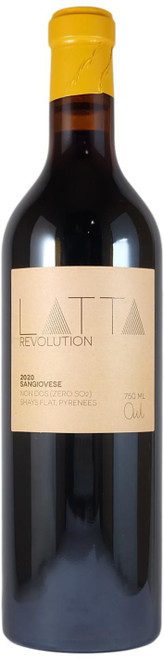 Latta Vino Revolution Sangiovese 2020