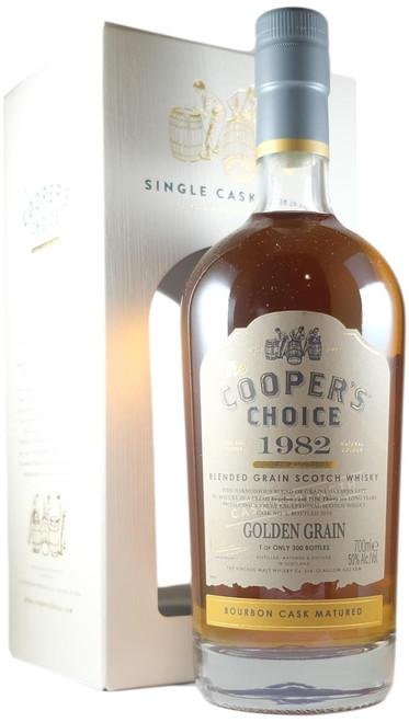 Cooper's Choice 1982 36-Year-Old Golden Grain