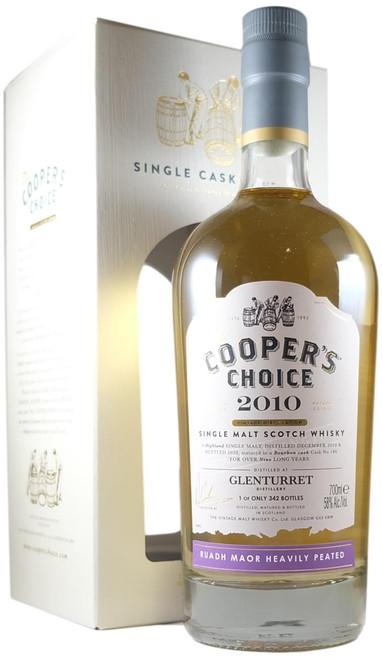 Cooper's Choice 2010 9-Year-Old Glenturret 'Ruadh Maor'
