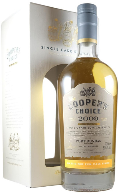 Cooper's Choice 2009 10-Year-Old Port Dundas