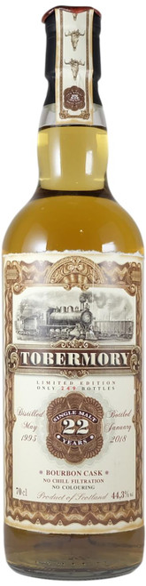 Jack Wieber 'Old Train Line' 1995 22-Year-Old Tobermory