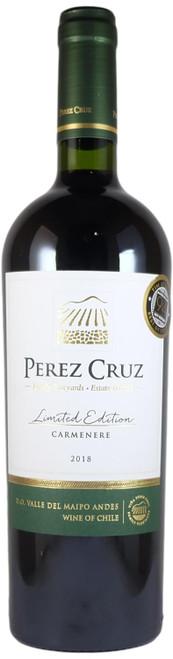 Perez Cruz Carmenere 2018