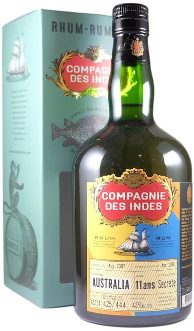 Compagnie Des Indes Australian 11-Year-Old Single Cask Rum