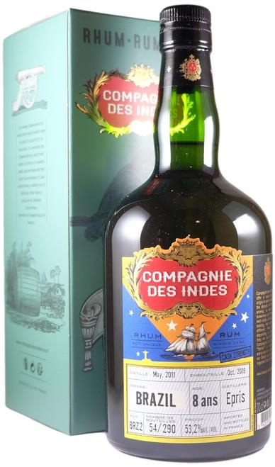 Compagnie Des Indes Brazil 8-Year-Old Single Cask Rum