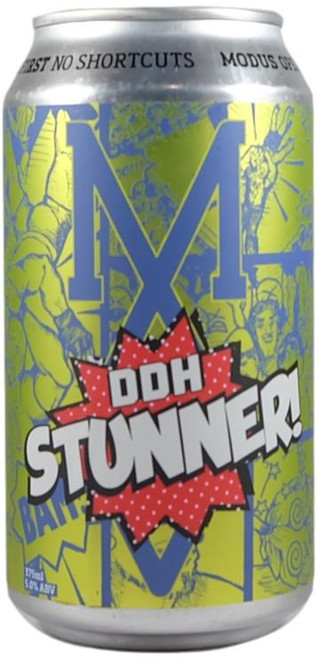 Modus Operandi DDH Stunner !   Pale Ale