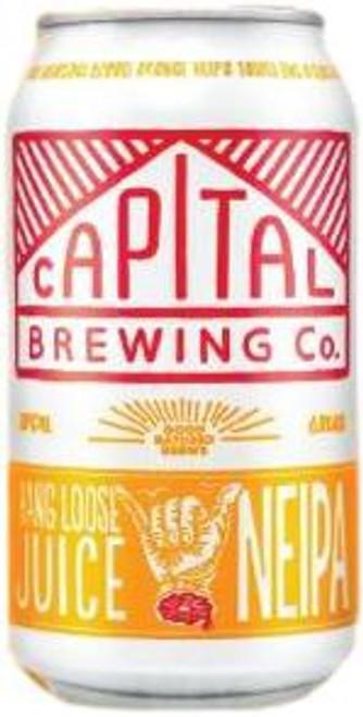 Capital Hang Loose Juice NEIPA