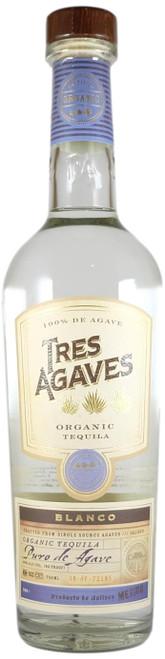 Tres Agaves Organic Blanco Tequila