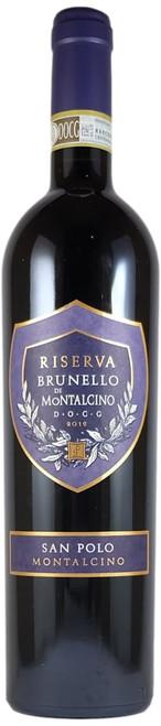 San Polo Brunello di Montalcino Riserva 2012