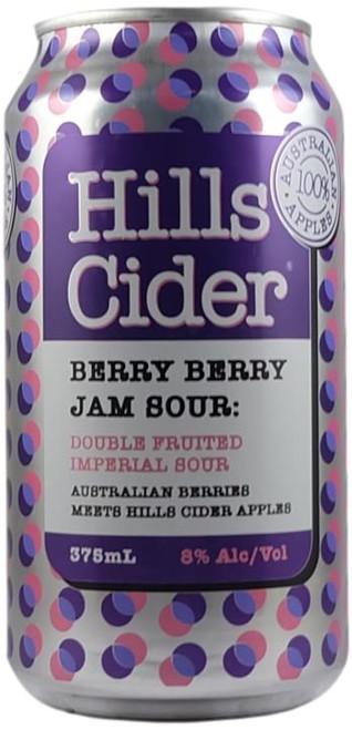 The Hills Cider Berry Berry Jam Sour