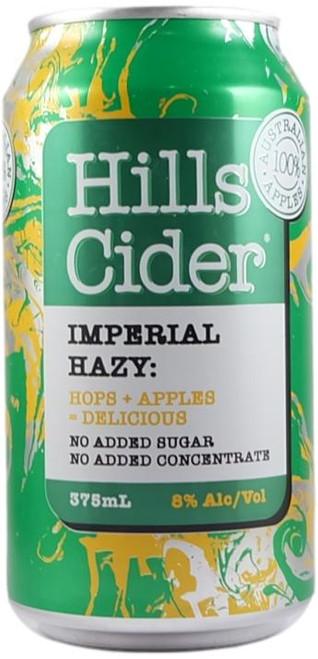 The Hills Cider Imperial Hazy Hops & Apples