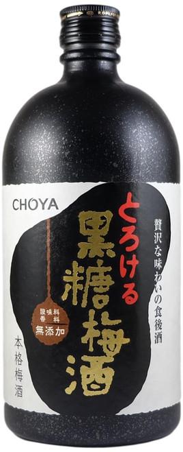 Choya  Kokuto Umeshu 720ml