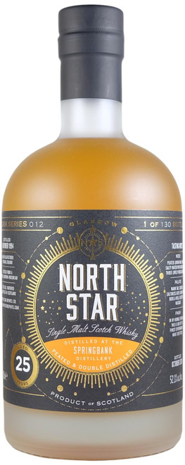 North Star Springbank Peated & Double Distilled (Longrow) 1994 25-Year-Old