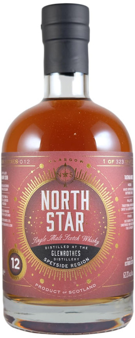 North Star Glenrothes 2008 12-Year-Old