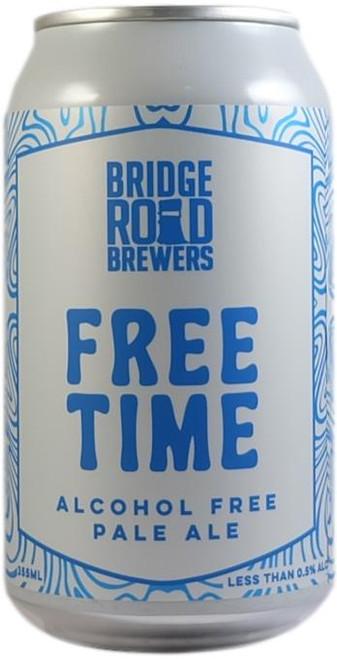 Bridge Road Free Time Alcohol Free Pale Ale